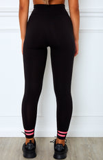 Tone Up Leggings Black