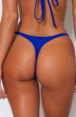 Hollywood Bottoms Electric Blue