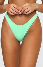 Del Marcos Bottoms Mint Rib