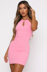 Artist Muse Mini Dress Candy Pink