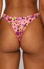 Belmont Bottoms Hawaiian Print