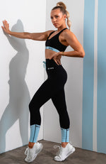 Ignite Leggings Sky Blue