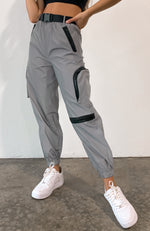 New Phase Track Pants Reflective