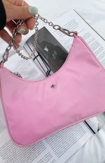 Paloma Bag Candy Pink Nylon