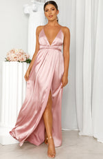 Endless Love Maxi Dress Rose