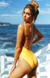 Capri One Piece Tangerine
