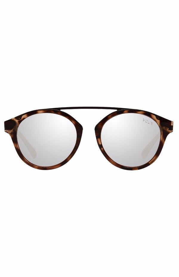 La Ruche Sunglasses Rose/Brown Tort