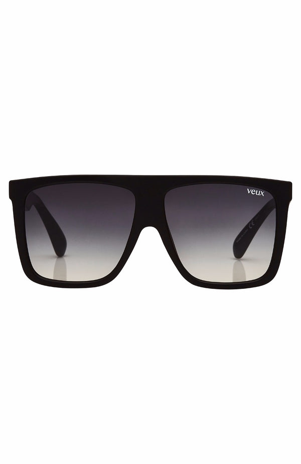 Saint Denis Sunglasses Matte Black