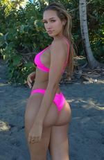 Ibiza Bottoms Neon Pink