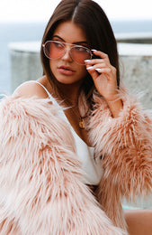 Chateau Sunglasses Rose/Rose Gold