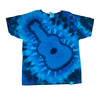 Youth Short Sleeve Blues Guitar Tee
