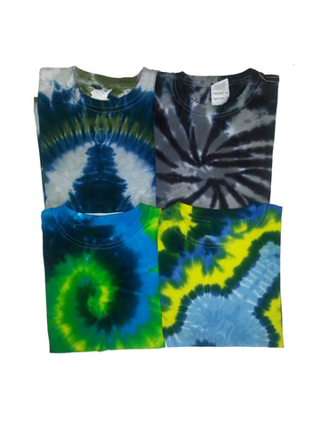 Boy's 4 Pack of Classic T-Shirt Assortment