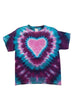 Youth Short Sleeve Eagle Heart Tee