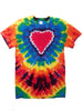 Adult Rainbow Heart T-Shirt