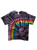 Adult Eclipse Tie Dye T-Shirt