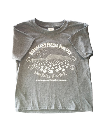 Youth Blueberry Fields T-shirt