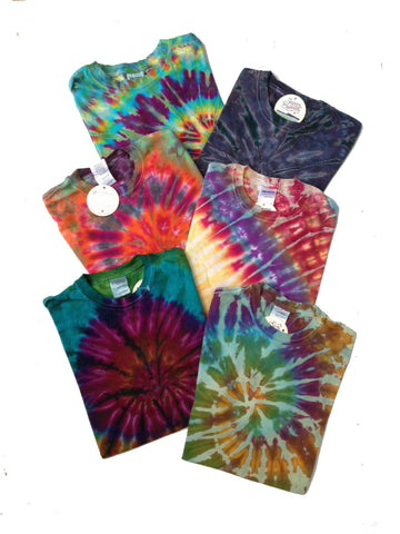 Adult Pure T-shirt Assortment of 6