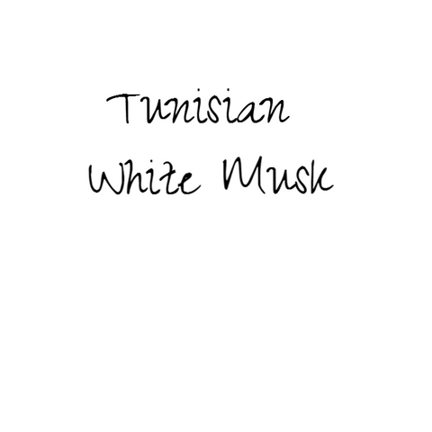Tunisian White Musk Oil