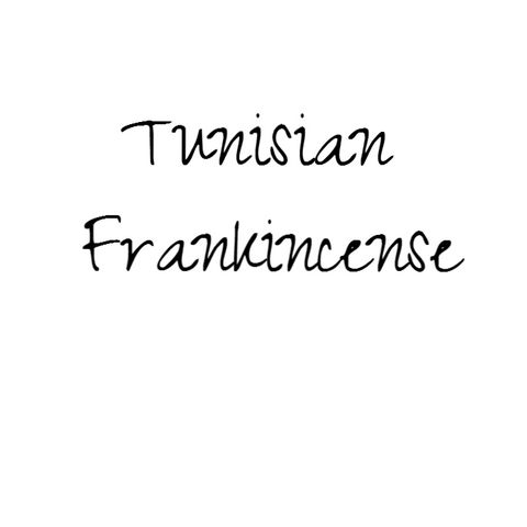 Tunisian Frankincense Oil
