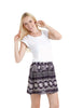 Women's Elephant Mini Skirt