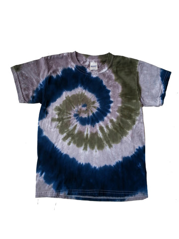 Youth Short Sleeve Cosmo Swirl Tee