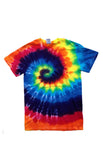 Adult Rainbow Swirl T-Shirt