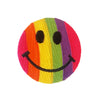 Rainbow Smiley Face Patch