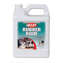 1 gal  Rubber Roof Protectant Rubber Roof Cleaner