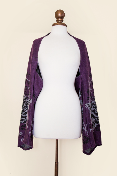 Amethyst Sleeved
