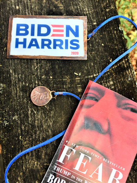 Biden Harris Bookmark 2020