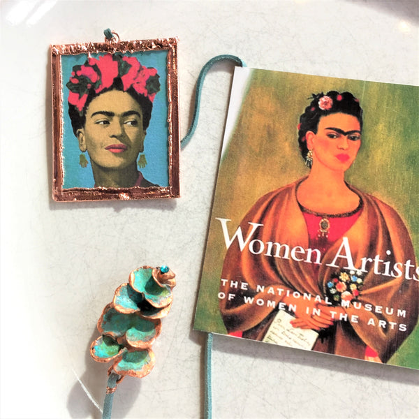 Frida Kahlo Bookmark
