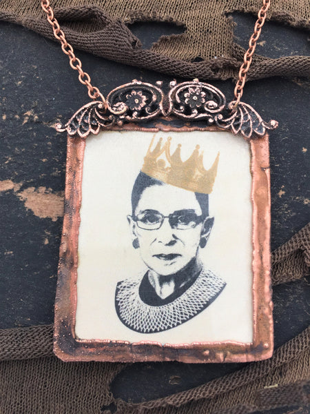 RBG Necklace