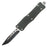 "7"" OVERALL OTF KNIFE WITH SHEATH 112SGYCP"