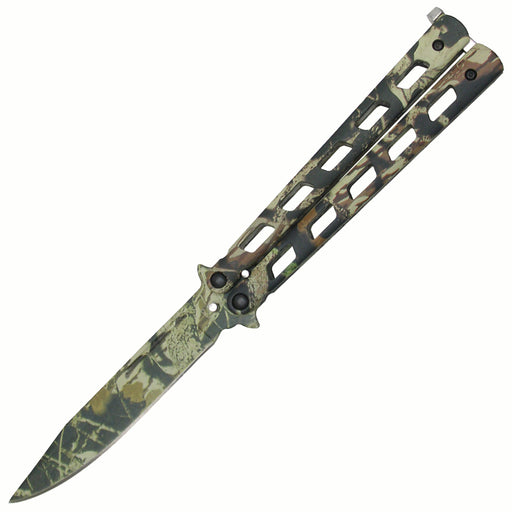 BUTTERFLY KNIFE 142 (5 styles available)