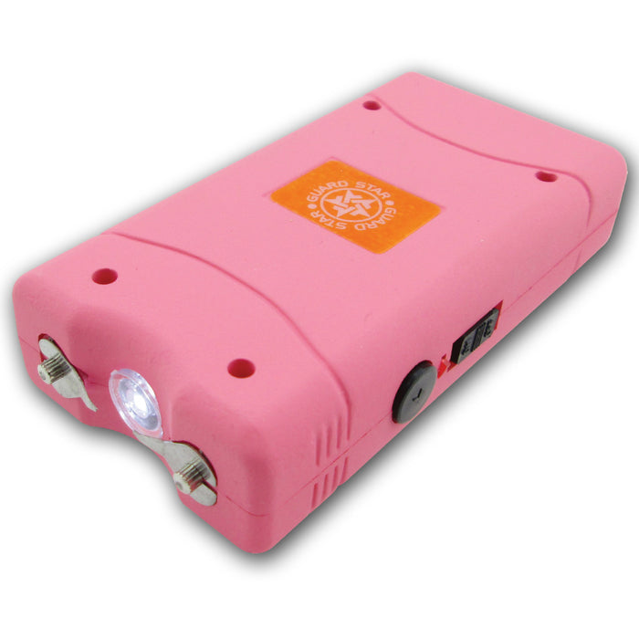 9.8 MILLION VOLT STUN GUN WITH FLASHLIGHT 14327