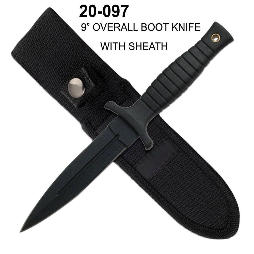 "9"" BOOT KNIFE"