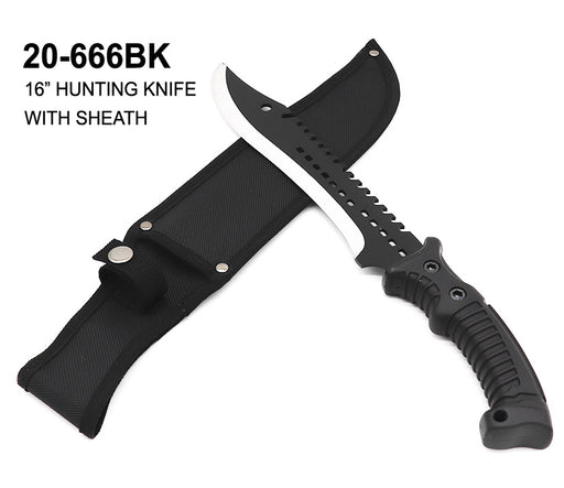 "16"" HUNTING KNIFE"