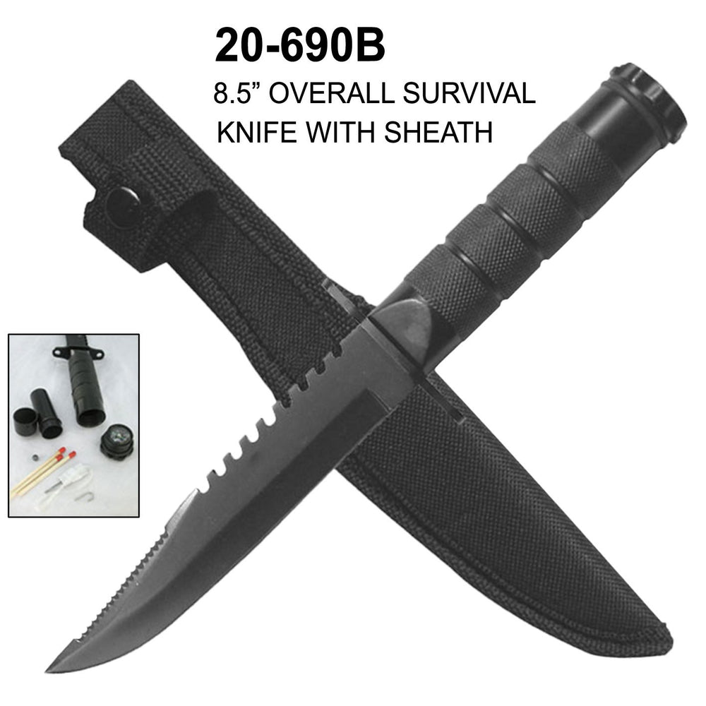 "8.5"" SURVIVAL KNIFE"