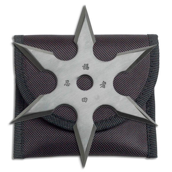 "90-16DG THROWING STAR 4"" DIAMETER"