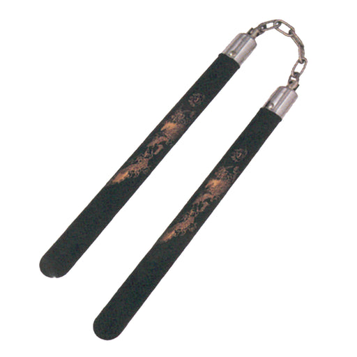 904 HARD PADDED NUNCHUCKS