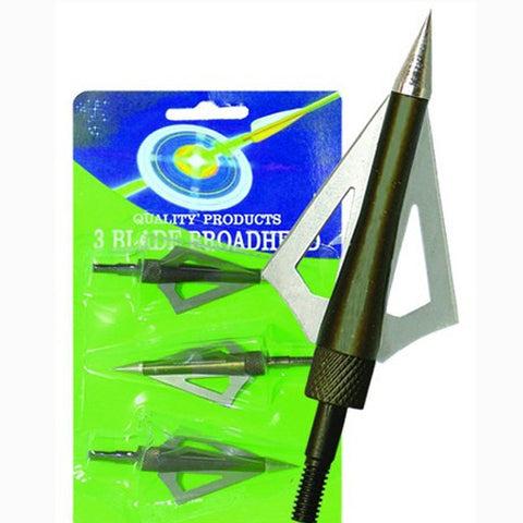 BHD BROAD HEAD SPEAR TIPS