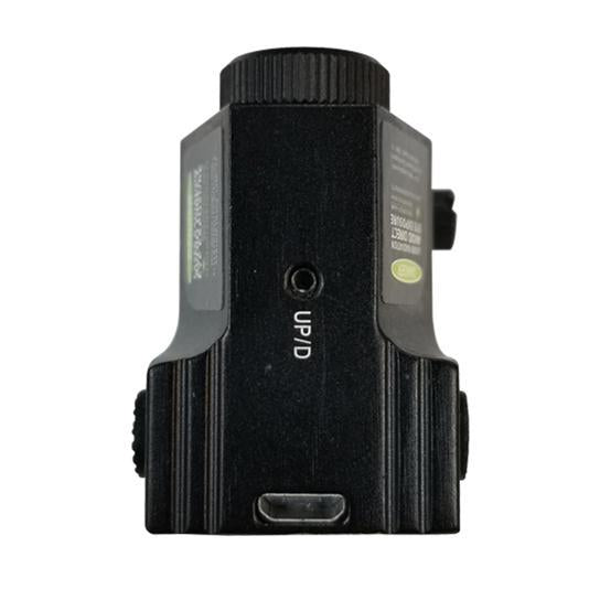 SUB COMPACT GREEN LASER AND FLASHLIGHT COMBO XTS-CGLL2