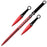 "FANTASY MASTER 28"" FANTASY SWORD AND 6"" THROWER SET WITH SHEATH FM 644"