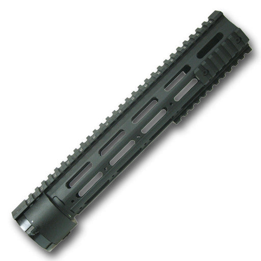 HG M1040 AR10 FREE FLOAT FULL LENGTH QUAD RAIL .308