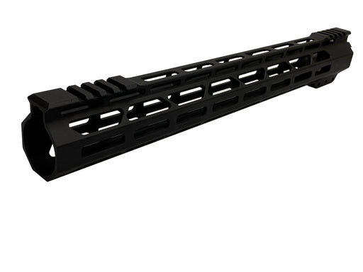 15'' M-LOK Free Float Flat Top Rail (XTS-CE15ML)
