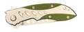 "MTECH MT 069 8"" MANUAL FOLDING KNIFE"