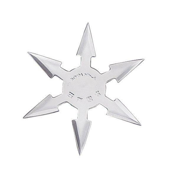 "PERFECT POINT JL-SS3 THROWING STAR 4"" DIAMETER"