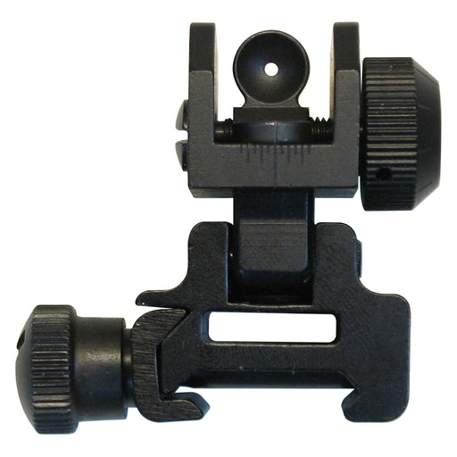 MT-159 FLIP UP TACTICAL REAR SIGHT