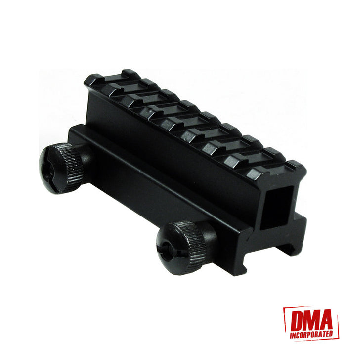 XTS-WT8 AR-15 SEE THROUGH RISER MOUNT