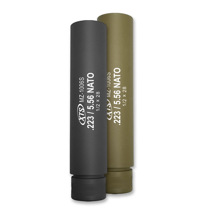 FAKE SILENCER .223/5.56 NATO 1/2 x 28 MZ 1006S